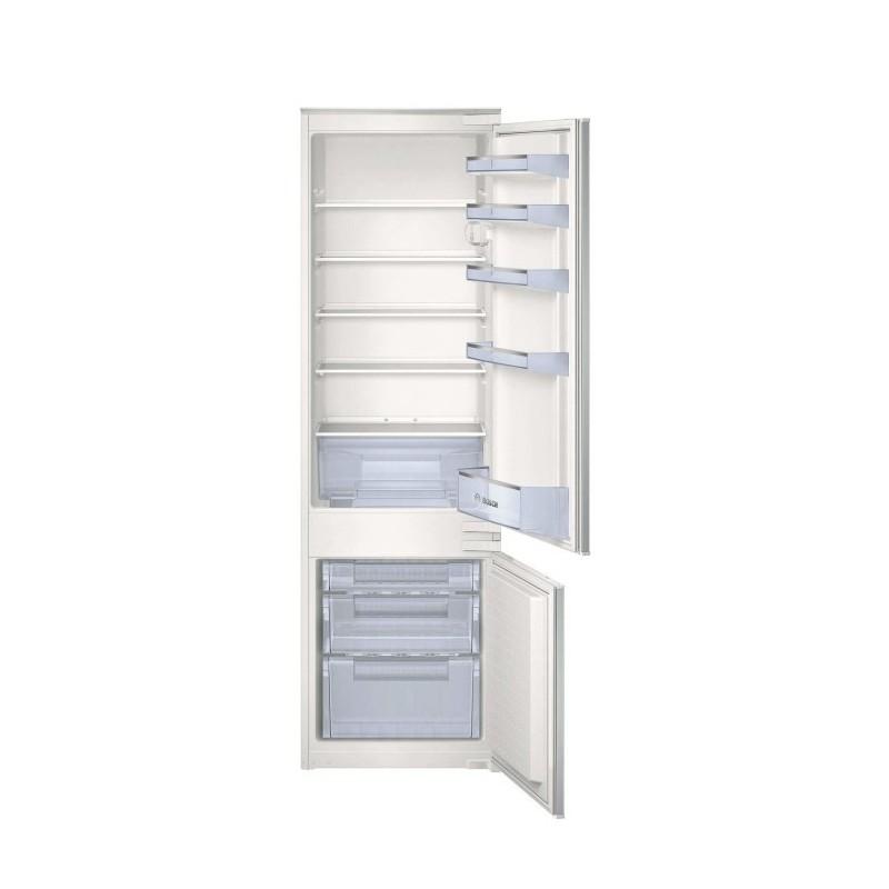 BOSCH Serie 2 KIV38X22GB 54cm Wide 70-30 Integrated Fridge Freezer - White KIV38X22GB