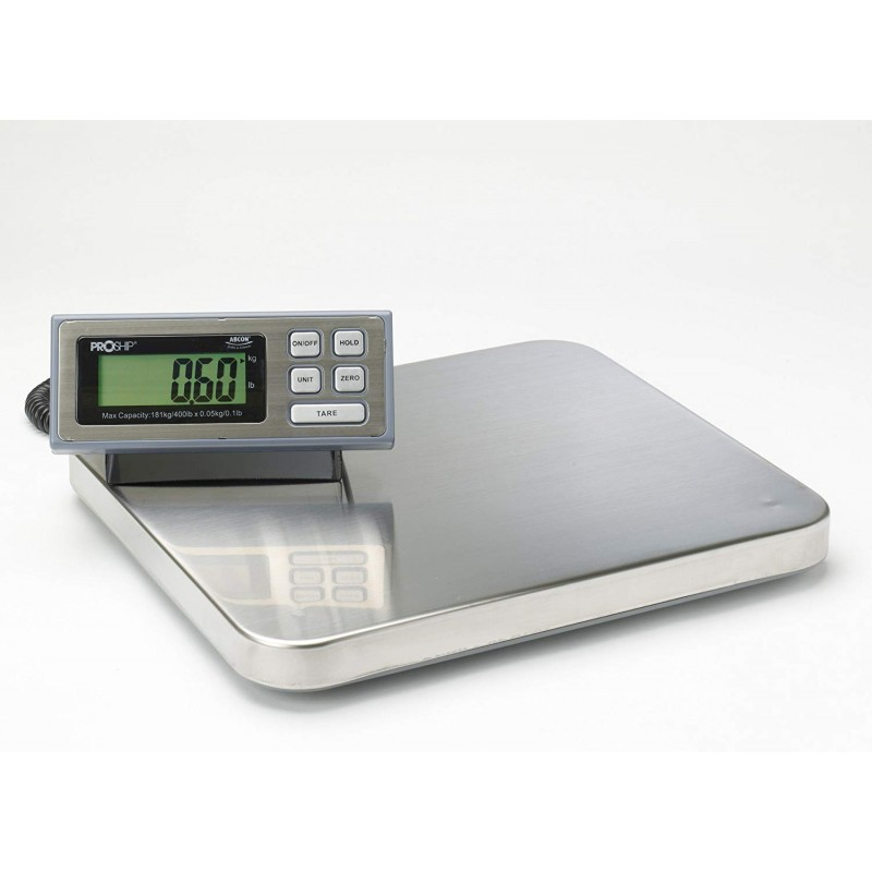 PRO SHIP LARGE DIGITAL SCALE 181kg . CARGO WEIGHING SCALE