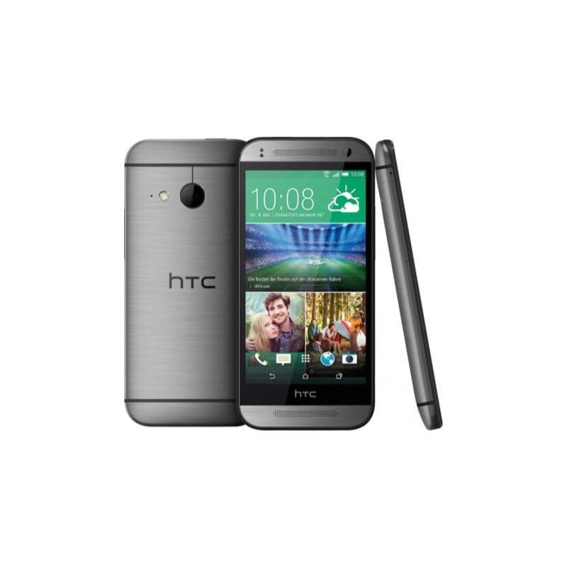 "Grade B HTC One Mini 2 Grey 4.5"" 16GB 4G Unlocked & SIM Free A2/99HZY012-00"
